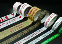 Well Conformable OPP Printed Tape with Acrylic Adhesive of Outstanding Adhesion