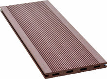 Top Quality Hot Sale 2015 Wood Plastic Composite Decking