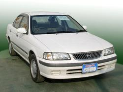 #23538 NISSAN SUNNY EX-SALOON - 2001 [CARS- SEDAN CARS]
