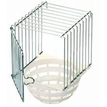 External Plastic And Iron Bird Nest