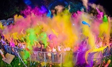 Certified Holi Gulal powder in accordance to EU cosmetic regulation, non-explosive Holi colors made in Germany