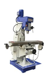 Free shipping for Bolton Tools Milling Machine 10 x 48 Vertical Style with Power Feed ZX1048P