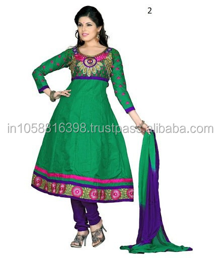 Cotton Stitching Design Designs For Cotton Salwar