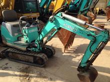 Used Kobelco SK007 crawler excavator