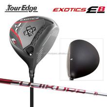 [golf driver club]TOUR EDGE Golf EXOTICS E8 Driver 62 Carbon shaft