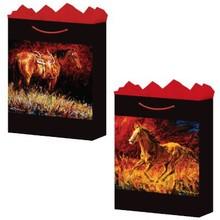 G-BAG M MAT SADDLE HORSES 2 STYLES #63402
