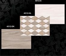 digital glazed ceramic wall tiles,yellow color sandstone exp-010