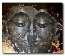 Chiangsaen Buddha Painting on Canvas