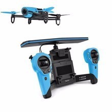 Buy 2 Get 1 Free Blue Parrot - Bebop Drone Quadcopter + Sky Controller - Stock Now