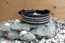 leather braided greyhound collars,Dog Leather Nylon Leashes
