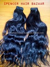 Humano de la virgen del pelo con envío gratis más de 6 kilogramos