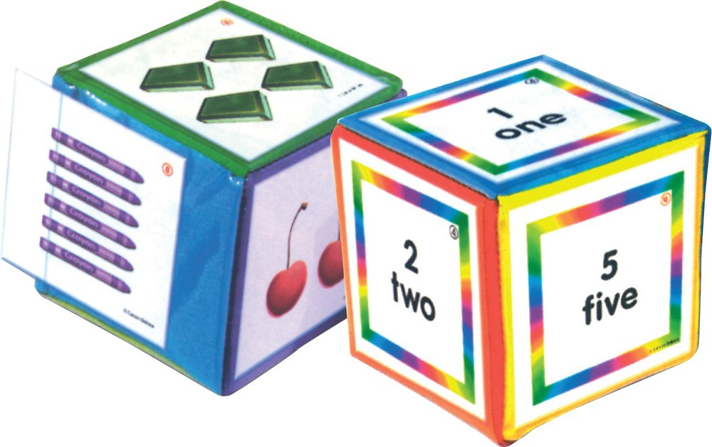 Foam Cubes Dice With Pocket Buy Move Cube Pack Product