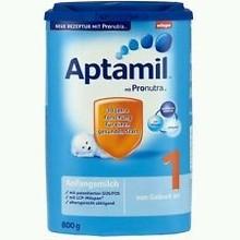 Alemão Milupa Aptamil leite do bebê fórmula alimentar