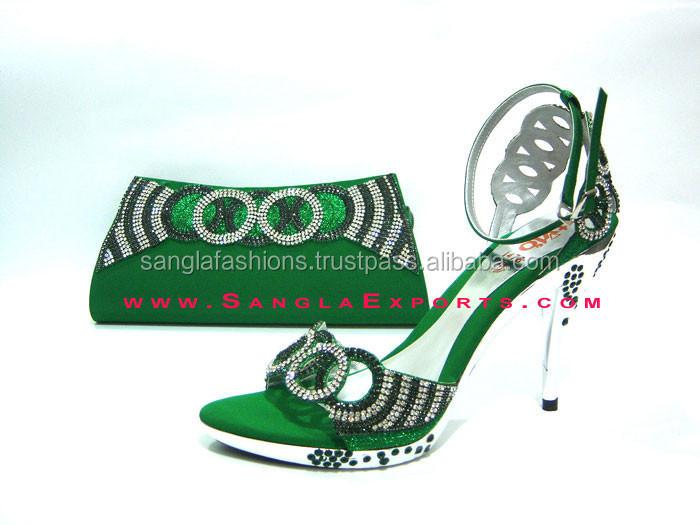 Bolsa E Sapatos Para Casamento : Mulher sapato paquist?o noiva casamento sapatos