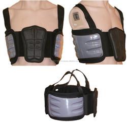 GO KART RIB & CHEST PROTECTOR/Karting Rib Protectors/Go-Kart Carbon Kevlar Rib Protector/Kart Protection/Kevlar Rib Protector