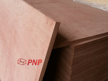 19 Ply 100% Keruing Container Plywood Vietnam