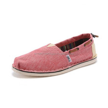 Brand Top Quality Casual Shoes Ladies Flat Shoes Women Canvas Shoes