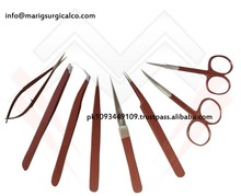 Hot Selling Manicure Tool eyelash extension tweezers / Eyelash Tweezers