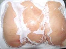Frozen Chicken Breast Halves Skinless Boneless with Innerfillet Origin Brazil to United Arab Emirates