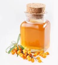 Natural Seabuckthorn Fruit Oil