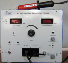 AC HV Breakdown Testers Manufacturer in india.