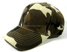 2015 camo High Quality baseball cap custom camouflage