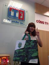 HOT SALE!!!!Viet Nam PP fashion bags