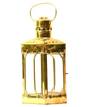 Antique ships cargo hanging lamp and vintage hanging lamp