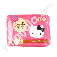 Softex Hello Kitty with Indonesia Origin