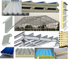 Metal Construction material for Chennai Projects - Z&C Purlins, Decking sheets,Roofing sheets, sandwich panels + 971 56 7796760