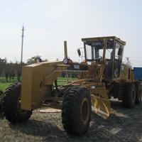 Cheap uesd 140K motor grader, used road constuction machine 140K graders,Used heavy construction machine 140k graders