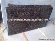 Tan Brown Granite India Counter Top