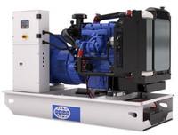 Generator Set 165 / 150 KVA. Made in Europe. Open Version.