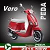 (Vero) 2015 NEW RETRO scooter 50cc 125cc 4 stroke EEC COC Italian design EXCLUSIVE (PEDA MOTOR)