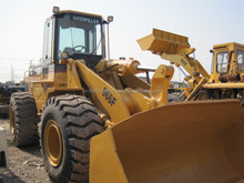 Used wheel loader CAT966F in China, used cat 966 loader