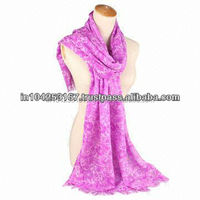 shawls and scarfs in cashmere viscose pashminas from india