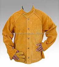Leather Welding Safety / Working Jacket / Welding Aperals