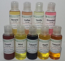 Concentrated Liquid Flavors For E-juice / E-Liquid