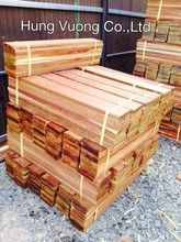 high quality pterocarpus wood flooring