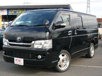 Popular and japanese toyota hiace for sale HIACE super GL 2009 used car