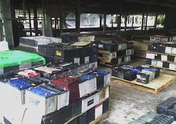 Automobiles Used Car Batteries in Korea Atlasbx, Delkor, 40AH R, 60AH, 80AH, 90AH, 100AH etc