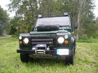 USED CARS - LAND ROVER DEFENDER 90 (LHD 3600)