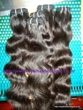 100% virgin Indian human hair