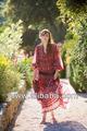 Détente à écoulement libre robes pour femmes en coton filles robes classique, exportateurs de base de jaipur en