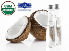 Organic Extra Virgin Coconut Oil 100% with HALAL and USDA organic certification