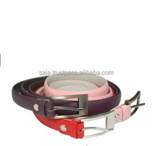 Cow leather belt for women SWCB-001