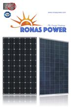 300W Mono and Poly Solar Panel