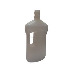 1L / 4L clothes softener detergent plastic bottle / container with cap