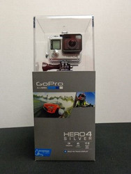 Go-Pro Camera Hero4 Black Edition + LCD Touch Bac-Pac