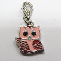 2012 latest dog enamel charm pendant